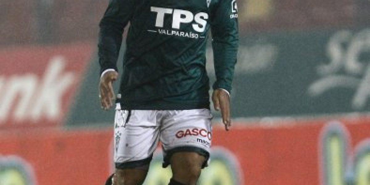 David Pizarro se resiente y queda en duda para el duelo frente a Deportes Antofagasta