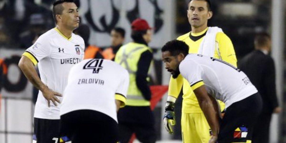 El fracaso de Colo Colo y Cobresal se une a las peores campañas chilenas en la Libertadores
