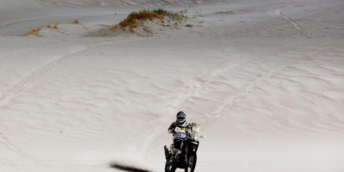 Rally de Qatar: Casale campeón en quads y Quintanilla terminó 2º en motos