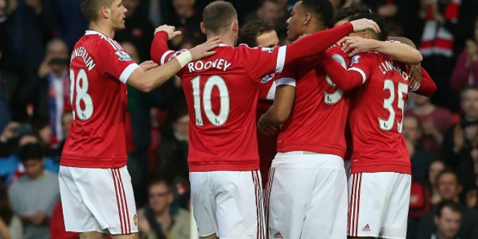 © 2016 Manchester United FC. Imagen Por: