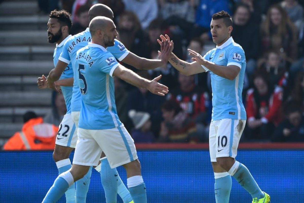 3. Manchester City Foto: Getty Images. Imagen Por: