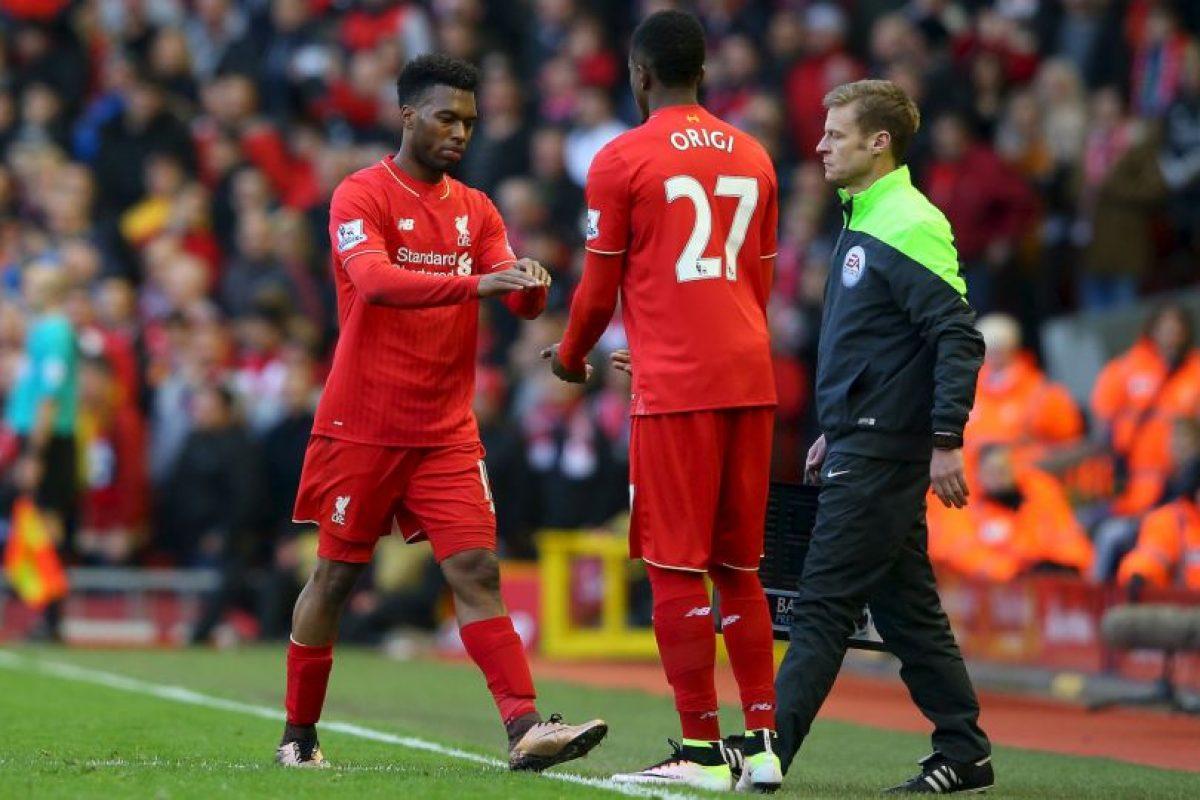 5. Liverpool Foto:Getty Images. Imagen Por: