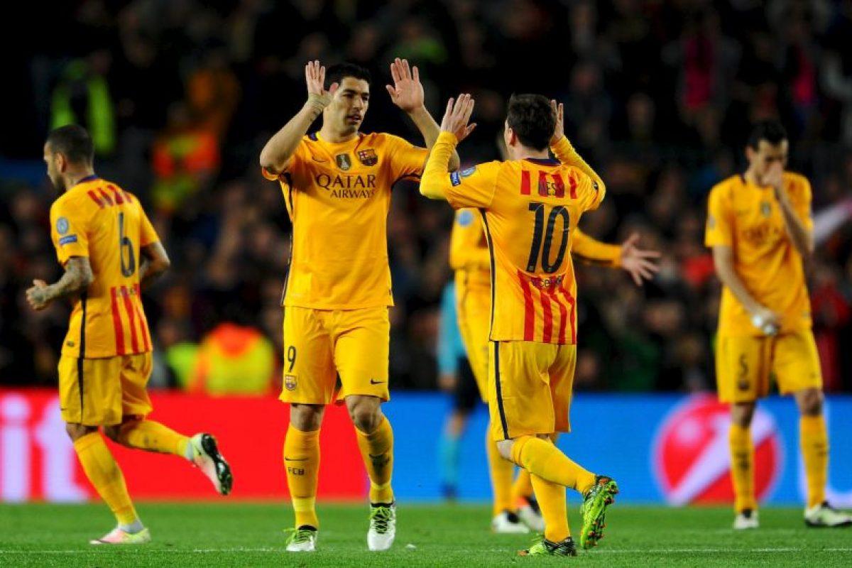 6. Barcelona Foto:Getty Images. Imagen Por: