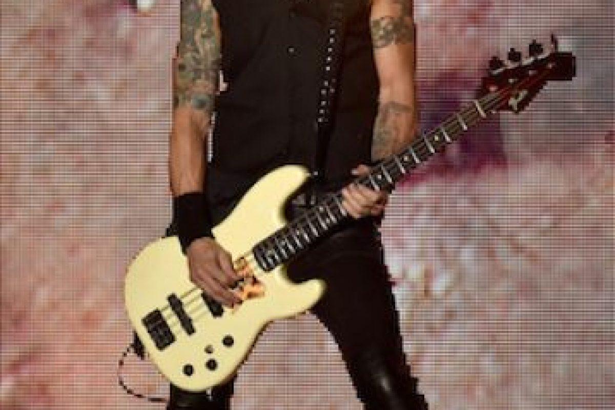 En 2011 publicó su autobiografía. En 2014 se reintegró de manera temporal a Guns N' Roses Foto:Getty Images. Imagen Por: