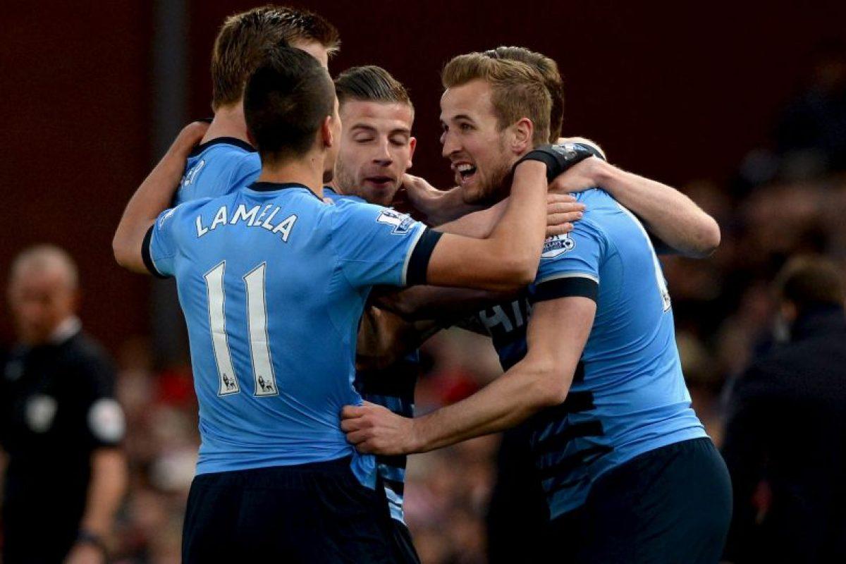 8. Tottenham Foto:Getty Images. Imagen Por: