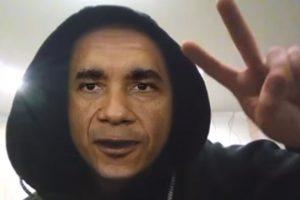 La aplicación de Facebook ha causado polémica por su máscara de Obama. Foto:MSQRD. Imagen Por: