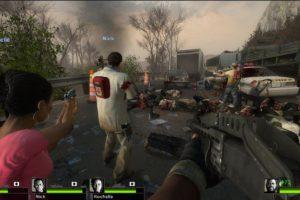 """IGN afirmó que """"captura casi a la perfección la tensión y la acción de una película zombi de Hollywood"""". Foto:Valve Software. Imagen Por:"""