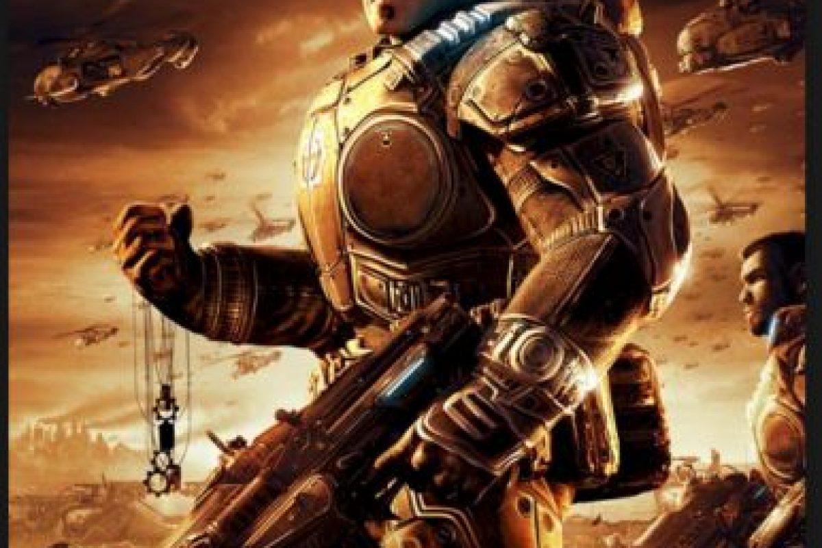 Gears of War 2 Foto:Epic Games. Imagen Por: