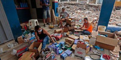 El pánico no cesa en Ecuador: ya se registraron 717 réplicas del terremoto
