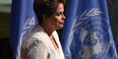 Rousseff afirma ante la ONU que el pueblo brasileño