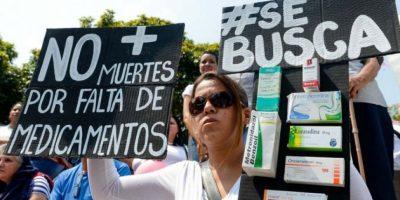 Parlamento de Venezuela pide a países vecinos donar medicinas