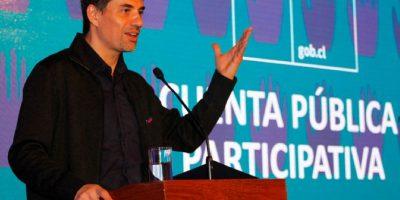 Ministro Marcelo Díaz y Proceso Constituyente: ¡Ahora le toca jugar a la gente!