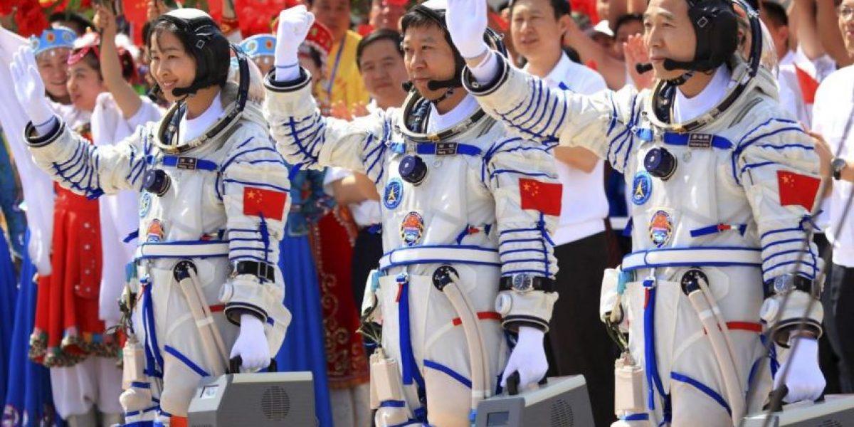 China confirma que enviará una misión a Marte hacia 2020