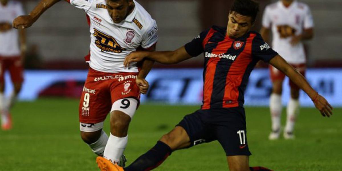 Con participación de Paulo Díaz, San Lorenzo venció a Huracán