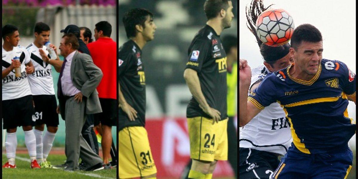 Minuto a minuto: Barnechea descendió a la Segunda División profesional