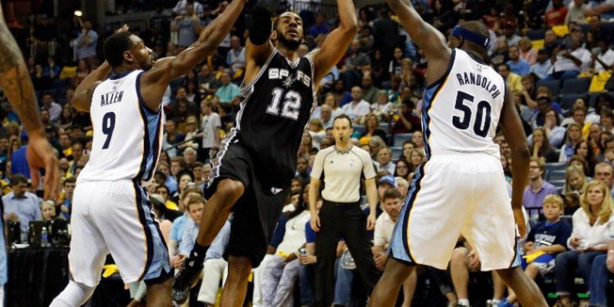 Playoffs de la NBA: San Antonio y Cleveland quedan a un triunfo de ganar sus series