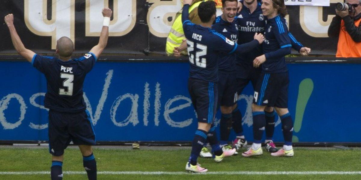 Mete presión al Barça: Real Madrid logró épico triunfo sobre el Rayo de Iturra