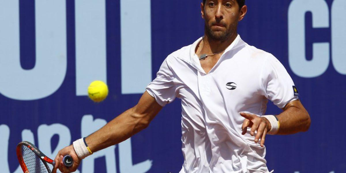 Suma y sigue: Hans Podlipnik conquista un nuevo título en dobles