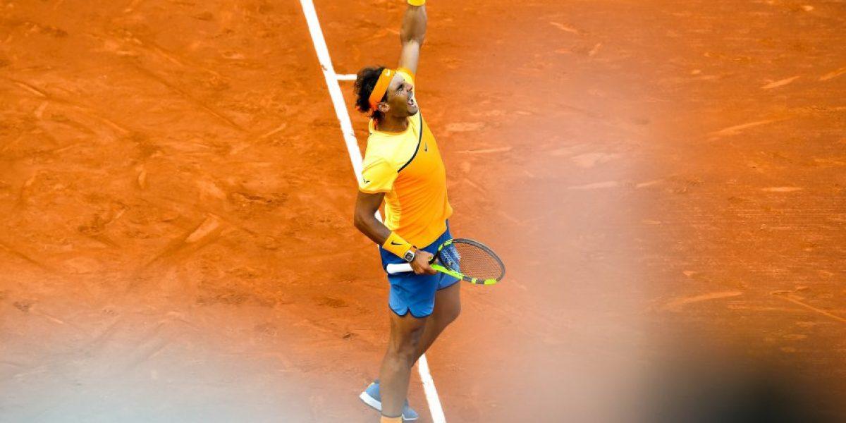 Rafael Nadal y Kei Nishikori chocarán en la final del Conde de Godó