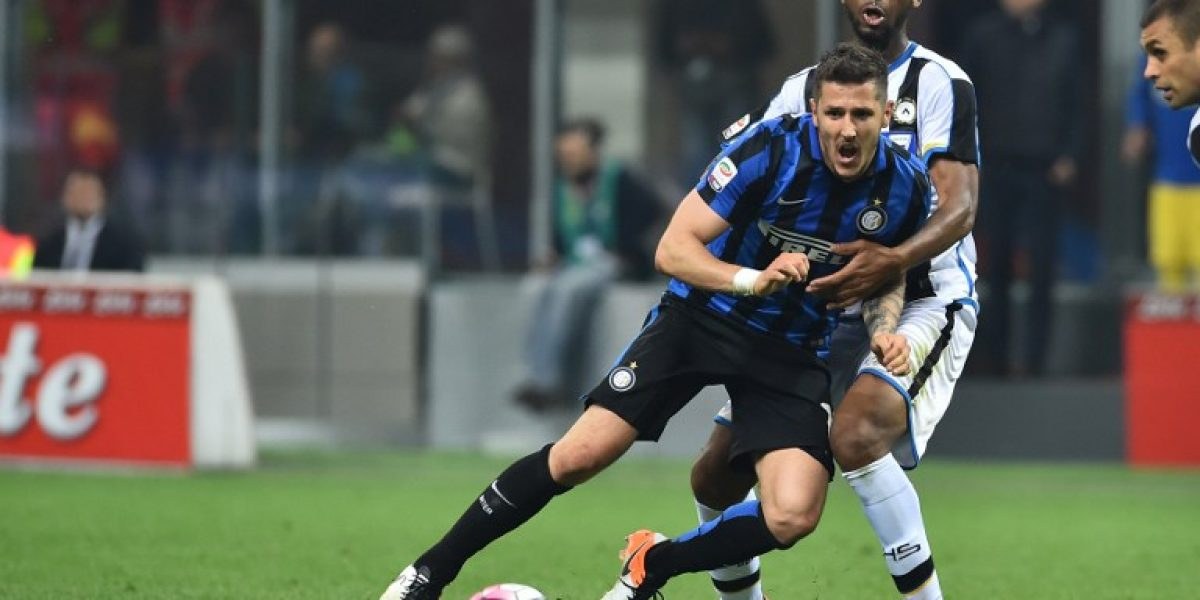 Sin Medel, Inter vence a Udinese y se afianza en la zona de Europa League