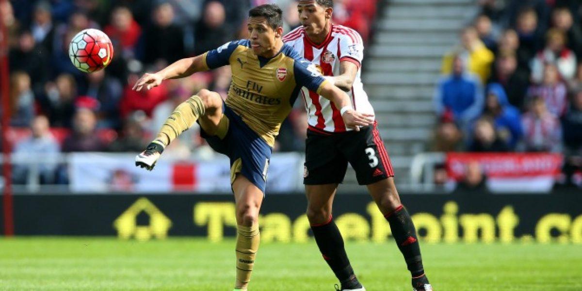 Así vivimos el reñido empate entre Arsenal y Sunderland por la Premier League