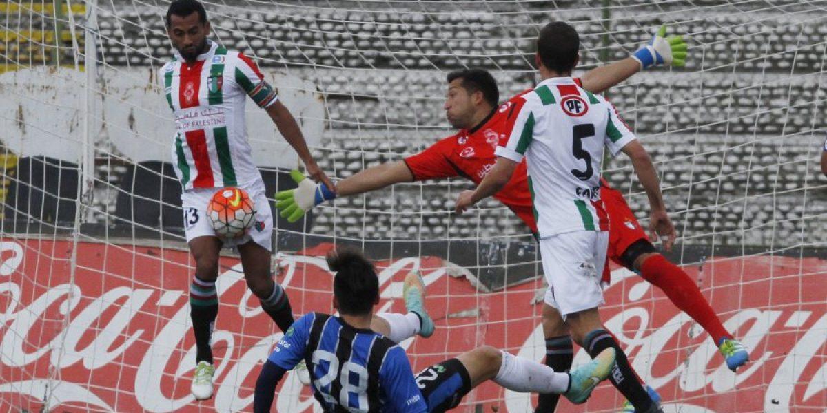 Huachipato escapa del descenso al rescatar un empate ante Palestino