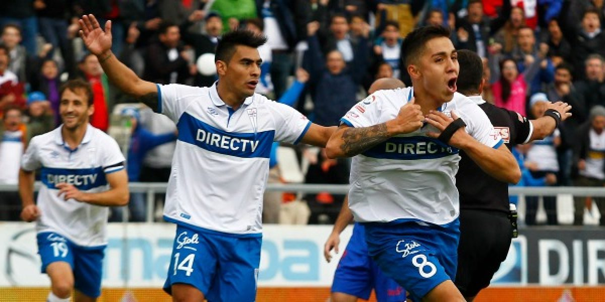 En Directo: La UC vuelve al liderato del Clausura gracias al gol del canterano Jaime Carreño
