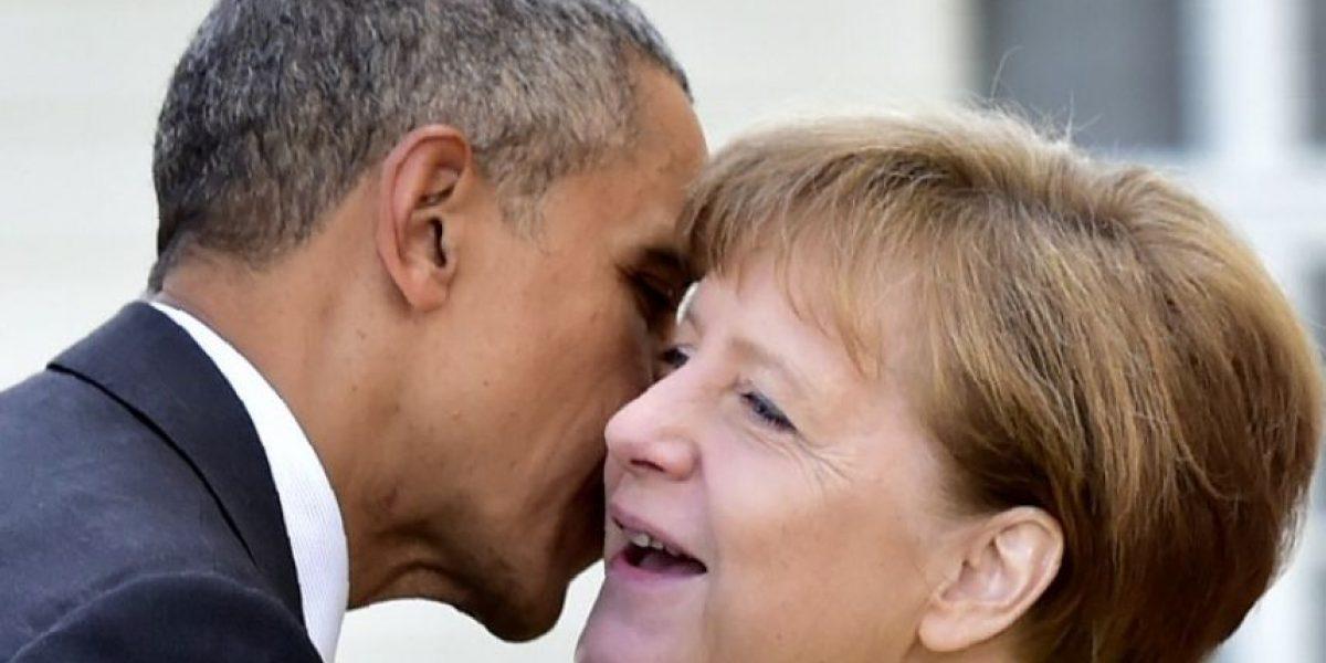 Obama en Alemania para defender el tratado de libre comercio