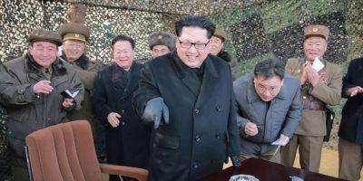 Líder norcoreano se felicita por ensayo