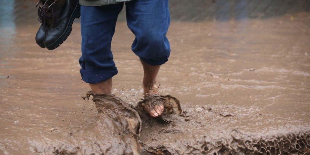Nuevo balance por temporal: 81 damnificados, un desaparecido y 21 viviendas dañadas