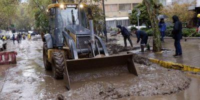 Alcaldesa de Providencia confirmó demanda por desborde del río Mapocho