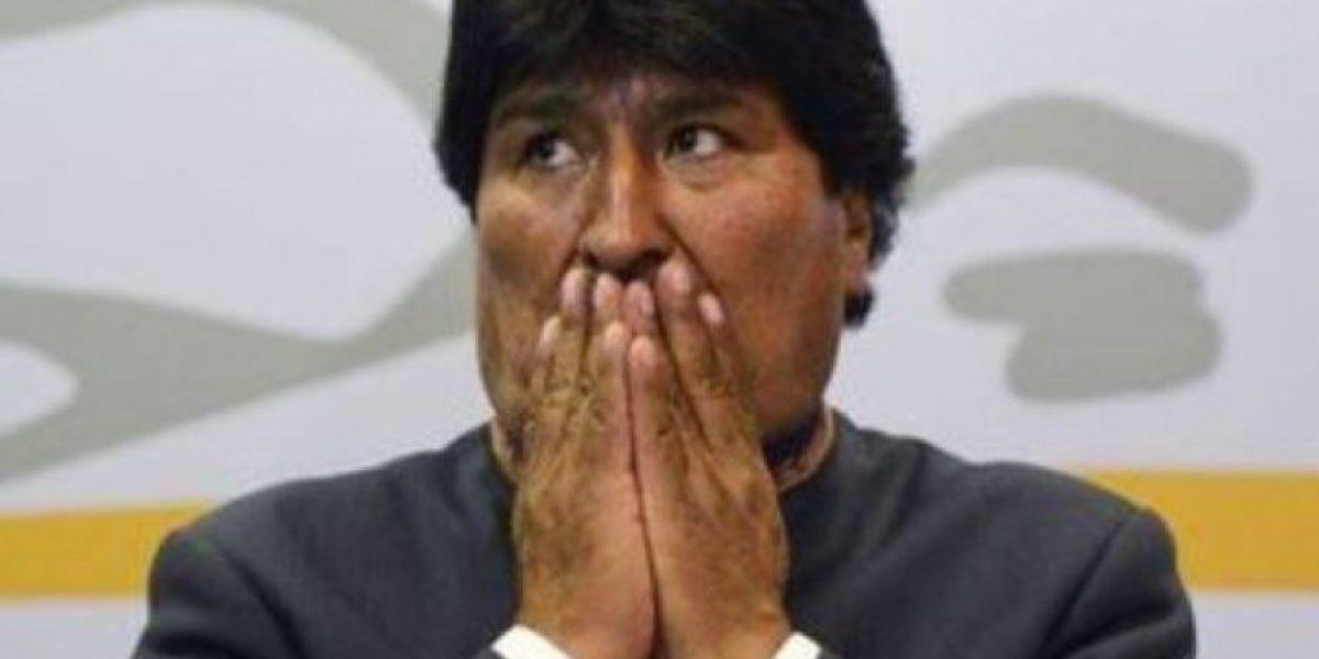Justicia de Bolivia cita a Evo Morales para examen de ADN sobre supuesto hijo