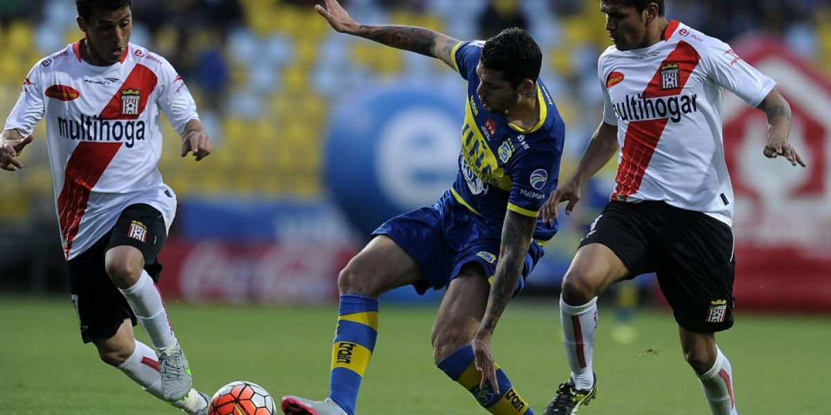 El futbolista de Everton Nicolás Peñailillo está internado en la UTI por problemas al pulmón