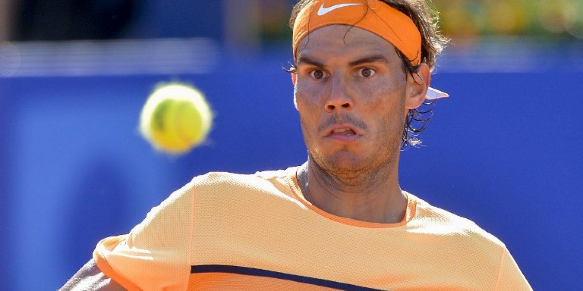 Nadal vence a Nishikori en la final de Barcelona y alcanza histórico récord de Vilas