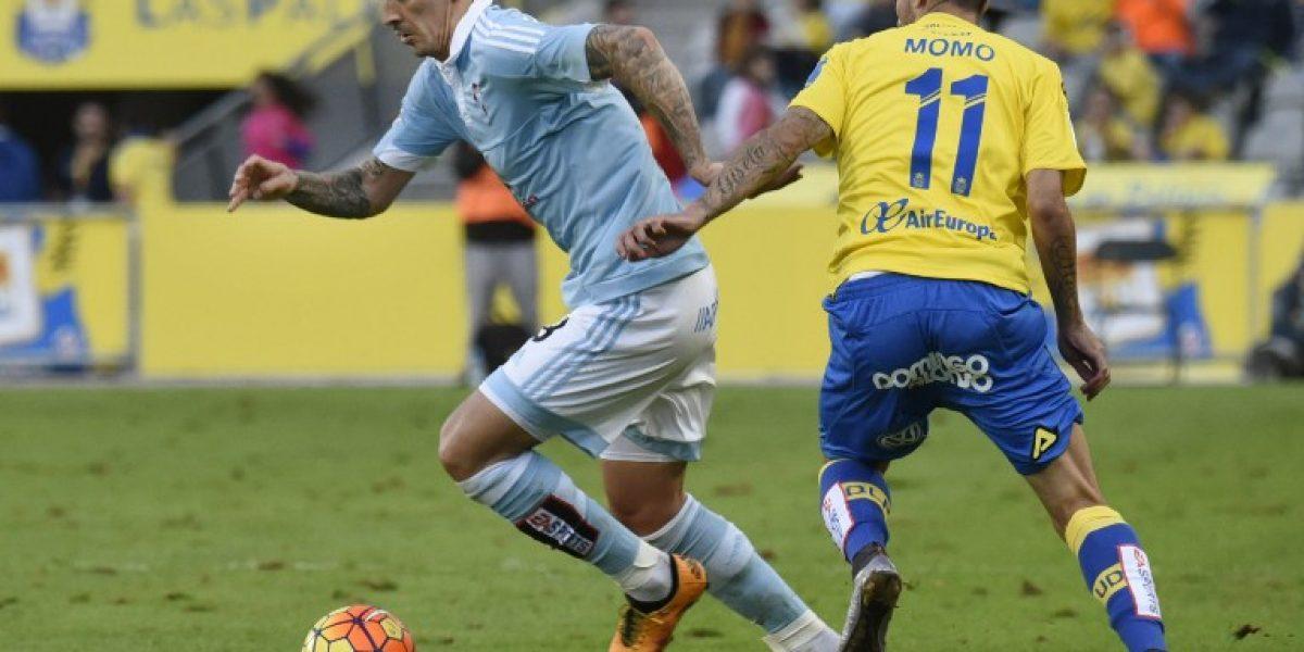 El Celta de Berizzo y los chilenos asegura un cupo europeo sin jugar