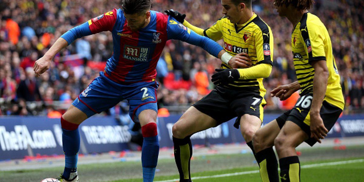 Crystal Palace da el golpe y se mete en la final de la FA Cup donde enfrentará al United