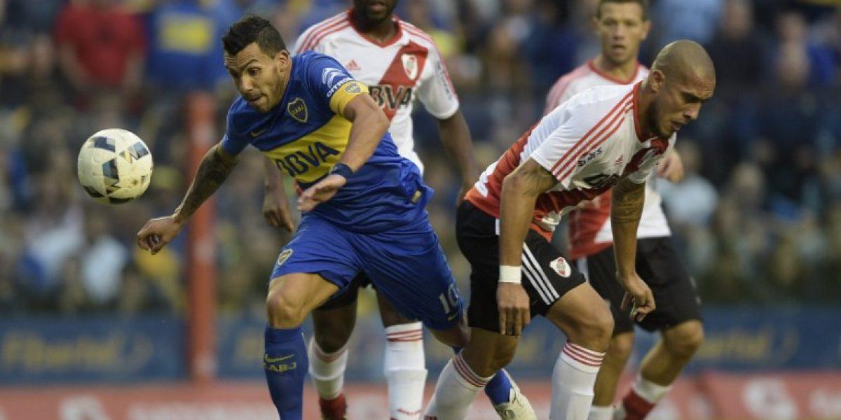 Boca Juniors y River Plate aburrieron en un deslucido superclásico argentino