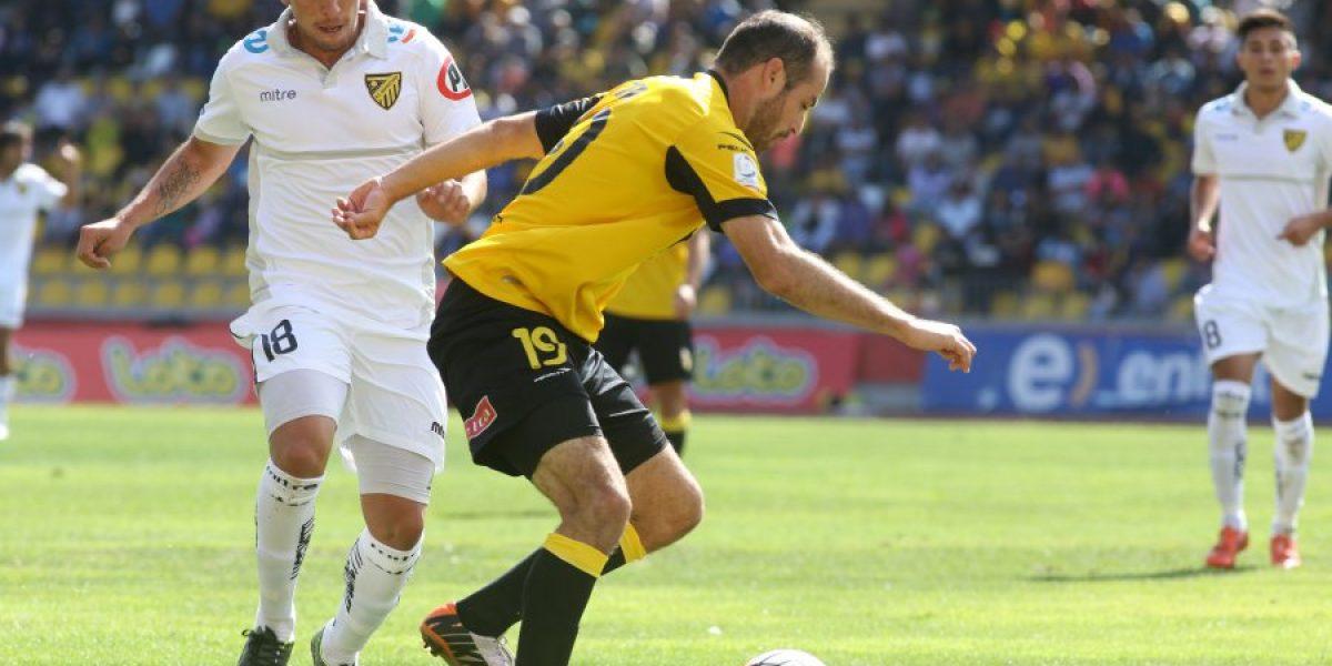 En caída libre: Barnechea es goleado por Coquimbo y desciende a Segunda División