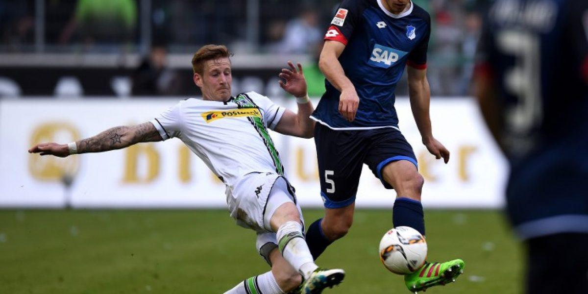 Suma minutos: Eduardo Vargas actuó en derrota de Hoffenheim