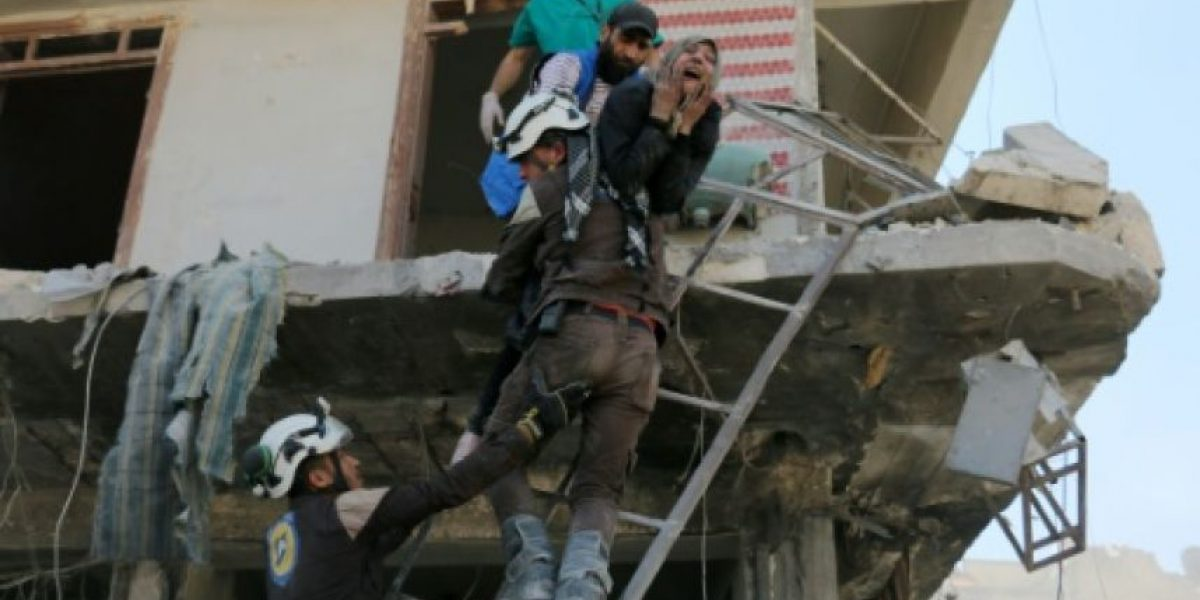 La tregua agoniza en Siria ante más bombardeos del régimen
