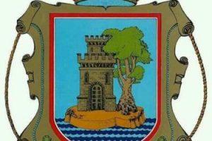 El escudo de la ciudad donde vivía. Foto:Facebook. Imagen Por: