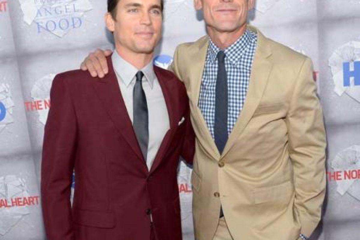 Matt Bomer y Simon Halls Foto:Getty Images. Imagen Por: