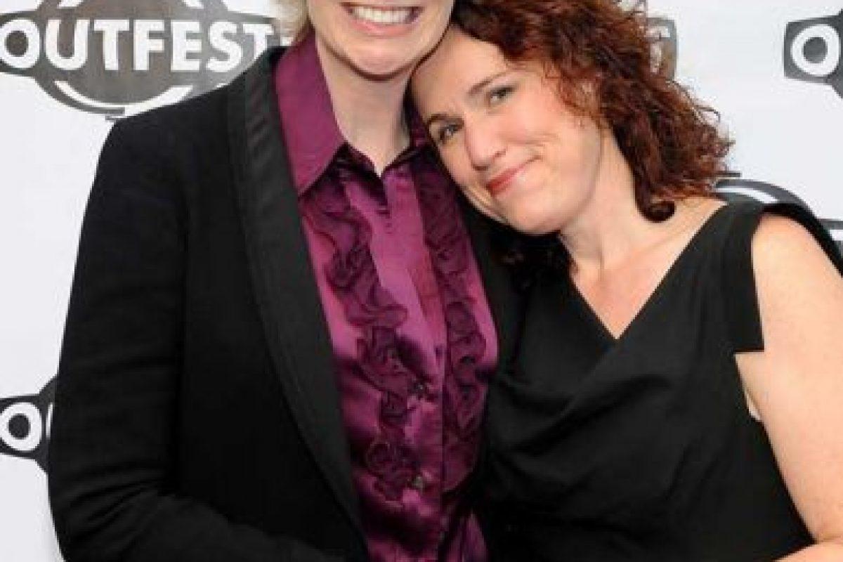 Jane Lynch y Embry Lara Foto:Getty Images. Imagen Por: