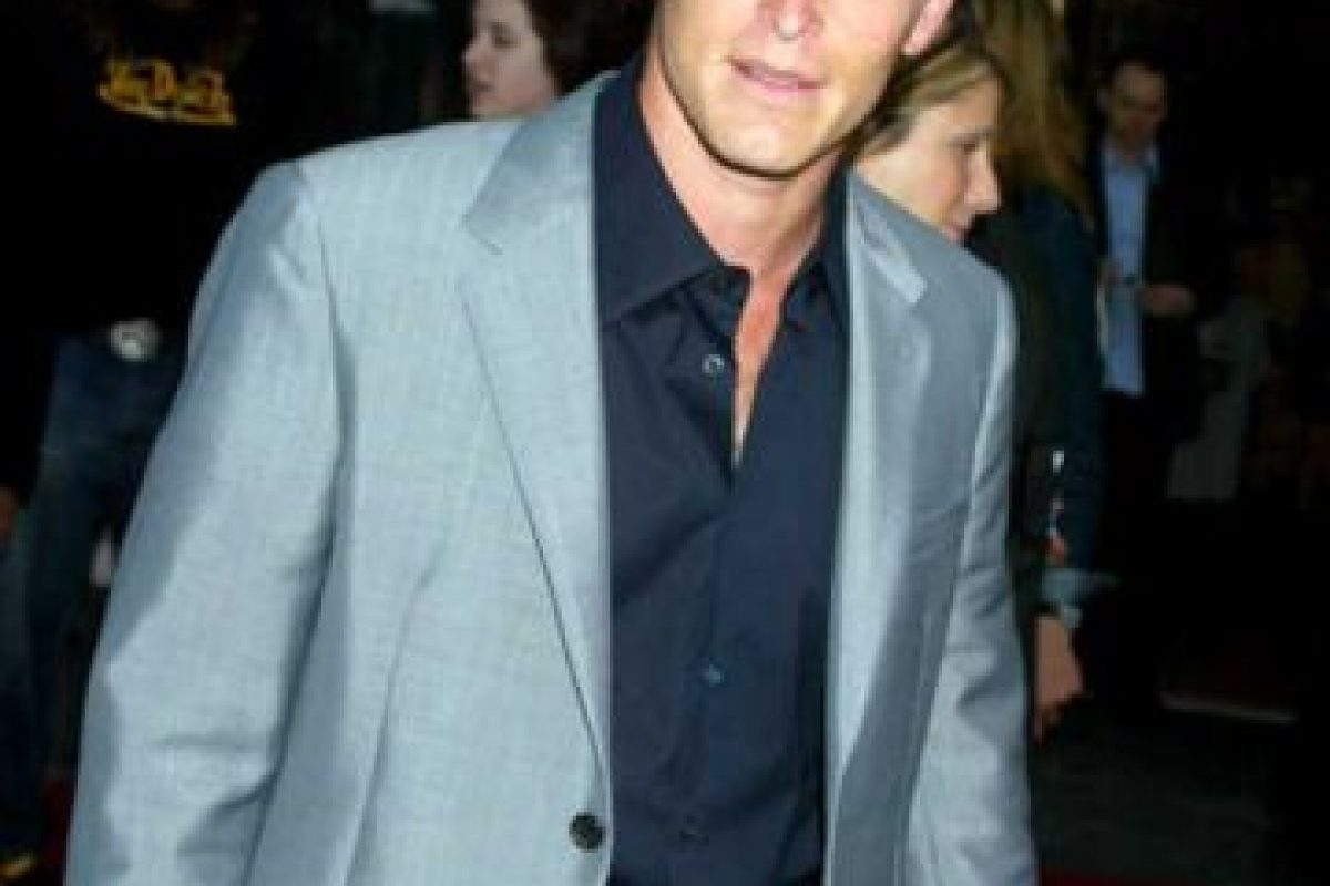 """Su rol más conocido es el de """"Carter Verone"""" en """"Rápido y Furioso 2"""". Foto:Getty Images. Imagen Por:"""