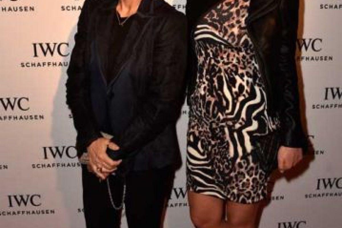 Martina Navratilova y Julia Lemigova Foto:Getty Images. Imagen Por: