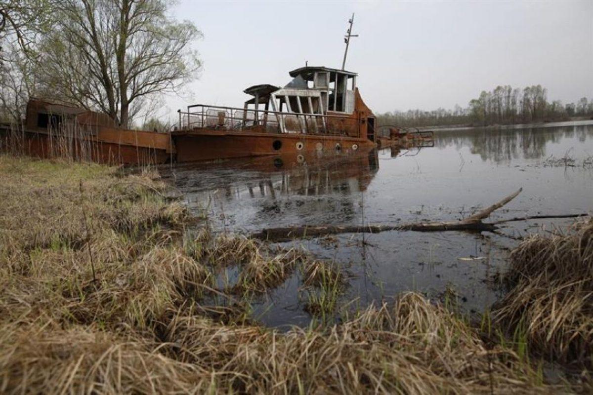 Orevichi, ciudad bielorrusa inhabitable por la radiación. Foto:Efe. Imagen Por: