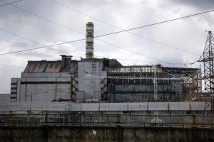 Fotografía del año pasado de la estación nuclear de Chernóbil, al norte de Ucrania. Foto:Efe. Imagen Por: