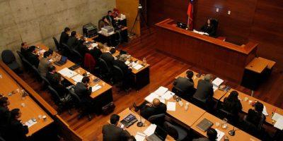 Este martes continuarán alegatos por salida alternativa del caso Tsunami