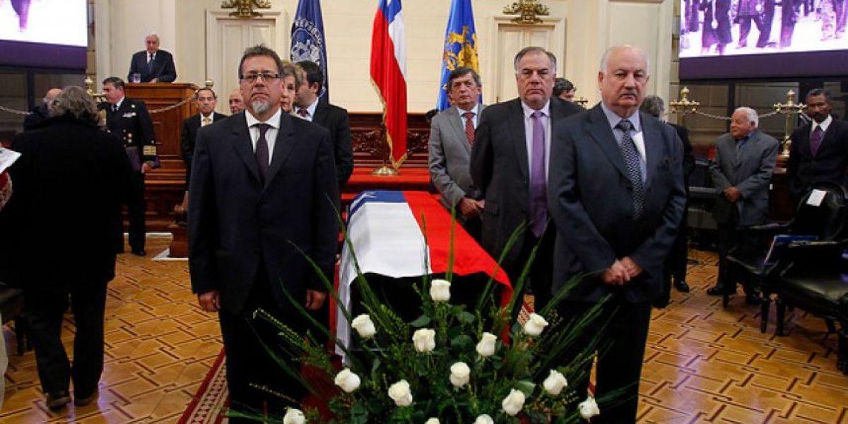 Senado homenajea en el ex Congreso Nacional a Pablo Neruda