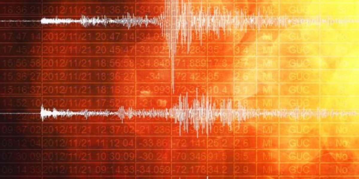 Sismo de 4.7 Richter sacude a la zona central del país